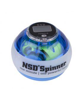 NSD Spinner Lightning Pro - Blue