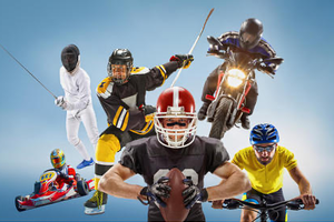 The NSD Spinner: supporting all athletes